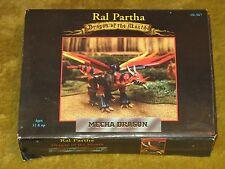 Mecha Dragon Ral Partha Dragon of the Month 10-367 FASA D&D rpg