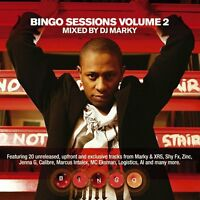 mixed by DJ Marky, Various Artis-DJ Marky Presents Bingo Sessions 2 CD CD  New