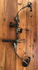 Mathews Solo Cam Ignition 40/25 Compound Bow Rh Loaded Spot-Hogg Sight plus