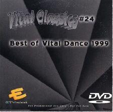 """ETV Vital Classics #24 - Best of Vital Dance '99 -4Hr """"2 Whitney Videos"""""""
