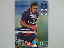 PANINI ADRENALYN XL CHAMPIONS LEAGUE 2013 2014 - LAVEZZI PARIS SAINT GERMAIN