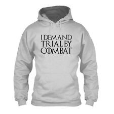 Game Of Thrones Trial By Combat Top hoodie funny gift hodor fathers day nerd