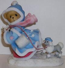 Cherished Teddies Brooklyn Figurine NEW # 4002846 We're Off To Make Adoption Exc
