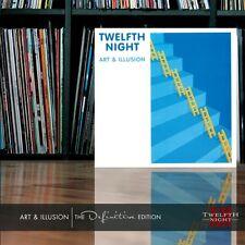 Twelfth Night-Art & Illusione 2cd DEFINITIVE EDITION PROGRESSIVE ROCK