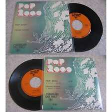 POP 2000 - Pop 2000/Taking Wings Rare French PS Monster Heavy Psych 70'