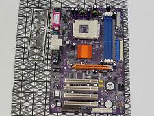 ECS KT600-A, Socket A, ViA KT600, SATA, AGP 8x, Sound, ATX, EXCELLENT WORKING!