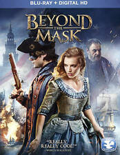 BEYOND THE MASK USED - VERY GOOD BLU-RAY