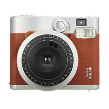 Fujifilm INSTAX Mini 90 Neo Classic Fuji Instant Camera Brown