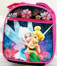 Disney Fairies Tinkerbell Periwinkle School Lunch Bag