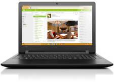 "Lenovo IdeaPad 110 80UD00V2US 15.6"" Laptop (Pentium 4405U/4GB/500GB/DVDRW/Black)"