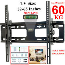 Slim TILT TV Wall Bracket Mount For 32 40 42 50 55 60 65 Inch Plasma LED LCD LG