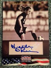 2012 Panini Americana Autograph USA Soccer Heather O'Reilly 157/179
