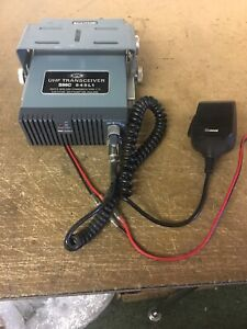 SMC  UHF Transciever And Microphone