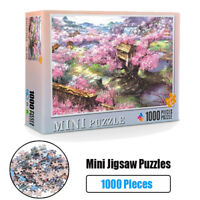 1000 Pieces Dream Castle Jigsaw Puzzles Puzzle Adult Assembling Educational Toys