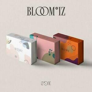 I*ZONE (IZONE) - BLOOM*IZ (BLOOMIZ) 1st Album (NO RANDOM INCLUSIONS)