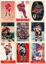 2001-02 Parkhurst Hockey Reprints 150-Card Insert Set