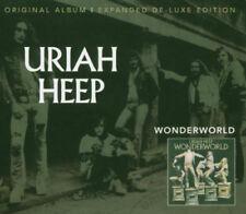 Uriah Heep : Wonderworld VINYL (2015) ***NEW***