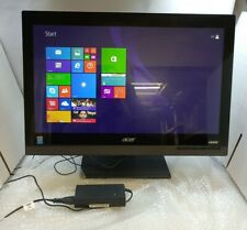 *ACER VERITON Z4820G TOUCH AIO COMPUTER W/i7-4785T CPU/8G RAM/256G SSD/WIN8