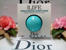 ☾1 PCS☽Dior Hydra Life Fresh Hydration Sorbet Crème◆☾3ml/0.1oz☽◆☾HB/~*15% OUT!*☽