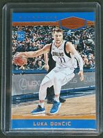 2018-19 Luka Doncic ORANGE /49 Chronicles Plates and Patches #389 Rookie