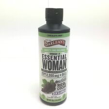 Seriously Delicious Essential Woman Chocolate Mint Barlean's 16 oz Liquid. A1115