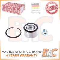 GENUINE MASTER-SPORT GERMANY HEAVY DUTY REAR WHEEL BEARING KIT BMW