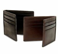 Tony Perotti Italian Leather Express Bifold Credit Card Holder Wallet