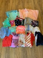 youth girls size 16 (large) dresses and dressy shirts lot