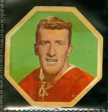 Claude Provost 1963-64 York Peanut Butter White Backs '63 Card #28 VG Montreal