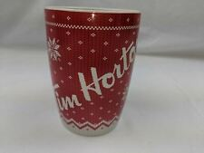 Tim Horton's Christmas Sweater Coffee Mug Limited Edition 2015