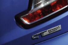 Logo Emblema Renault Sport GT Twingo Megane Clio 3 III Monograma Original Nuevo
