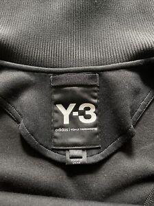 Y-3 Yohji Yamamoto Adidas Classic Track Jacket Black MEN'S Medium