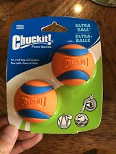 Chuckit! Brand New Dog Fetch Toys Ultra Ball Durable Rubber