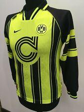 Borussia Dortmund BVB 1995/1997 Cup Trikot shirt jersey  (L- youth ) Nike jersey