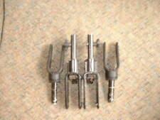 Silla de ruedas eléctrica rueda delantera y trasera tenedores-Piezas de Repuesto
