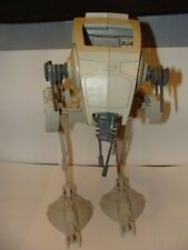 AT-ST Gutted NICE COLOR  Vintage Star Wars Incomplete JP