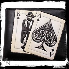 Nemesis Now mens wallet featuring  a Vegas design