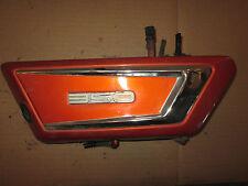 1971 Yamaha R5 RD350 RD 350 oil tank side cover frame panel