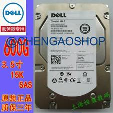 "1PC Dell 600GB 10K 3.5"" 6Gb/s ST3600002SS  Hard Drive Tray R710 R610 R410 #Q7 ZX"