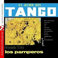 Los Pamperos - El Alma Del Tango - Orquesta Tipica los Pamperos [New CD] Manufac