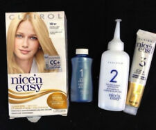 Clairol Nice 'N Easy Permanent Hair Color 10/87 ~ Ultra Lt. Natural Blonde