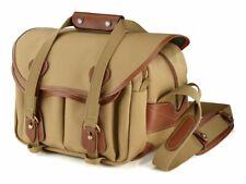 Billingham 225 Camera / DSLR Bag in Khaki with Tan Trim (UK) BNIP