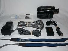 Sony Handycam CCD-TR30 8mm Video8 Camcorder VCR Player Camera Video Transfer
