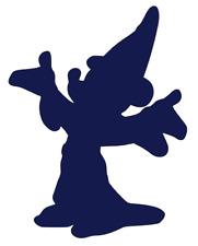 Disney-The-Sorcerer`s Apprentice-Mickey-Mouse-Wall-Door-Art-Vinyl-Decal-Sticker.