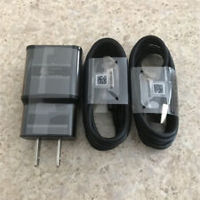 OEM Original Samsung Galaxy S9 S9 Plus S8 Wall Charger 2x 4FT Type-C Cable B