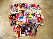 Oprah Winfrey Real Story Mair Book O Essence Magazine 2010 2012 2013 12 Items