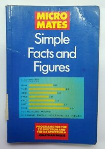Micro mates simple facts and figures book  - Free post