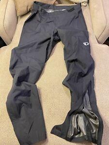 Mens Pearl Izumi ELITE BARRIER WxB Pants / Waterproof Rain Pant Large L New $80