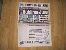 LA GAZZETTA DELLO SPORT=N°281 27/11/1996=JUVENTUS CAMPIONE DEL MONDO