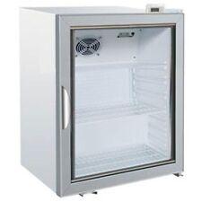 NEW Maxx Cold MXM1-3.5F Reach In Freezer Countertop Glass Door Merchandiser